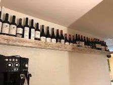 豊富な種類のワインが飲める♪