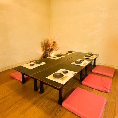 肉×海鮮 やぶれかぶれ 横須賀中央 店内の画像