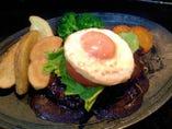 神戸牛ハンバーグ140g(洋風)