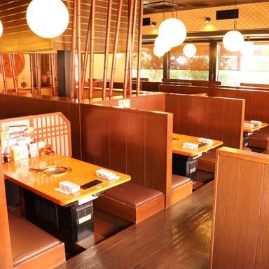カルビ屋 大福 高松東バイパス店 店内の画像