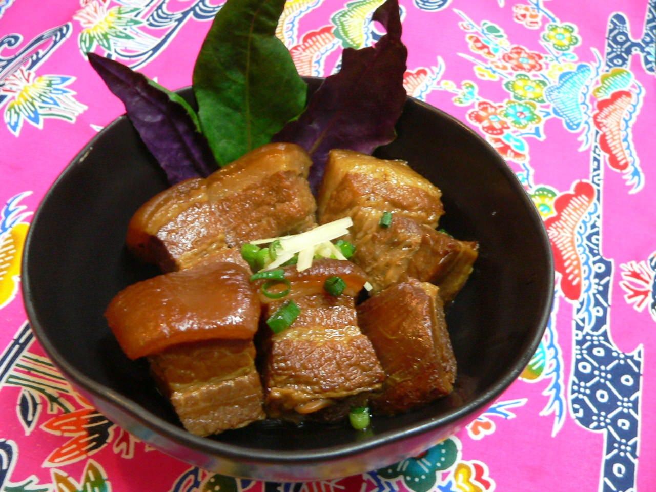 ラフテー(豚三枚肉)