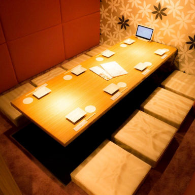 全席個室 ウメ子の家 大宮東口駅前店 店内の画像