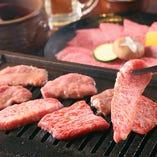 美味しいお肉の匂いがたまりません!