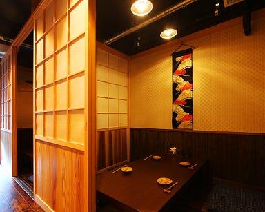 隠れ家食堂 一歩  店内の画像
