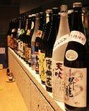 芋・麦・米・黒糖・泡盛・紫蘇・そばと、豊富な銘柄焼酎をご用意。