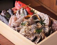 三陸を中心に産地直送の鮮魚