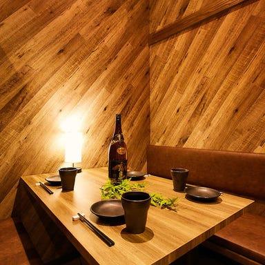 個室で焼き鳥と肉寿司食べ放題 あじと 赤羽店 店内の画像