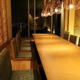 慶事や法事、接待など、特別なシーンにふさわしい完全個室席をご用意しております