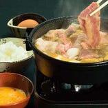 贅沢な神戸ビーフの牛小鍋は、頑張ったご褒美や記念日にどうぞ