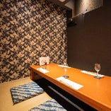 【完全個室】 用途に合わせて最適な部屋へご案内いたします