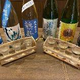 特別価格!夏の日本酒飲み比べセット