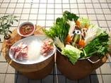 タイスキ鍋(2人前から要予約)