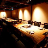 2階 テーブル席個室(~18名様)