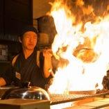 ◆こだわりの炉端焼きで全国のうまいもんをご提供いたします!