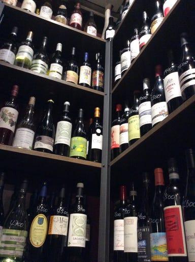 薪窯とワイン Sante  こだわりの画像