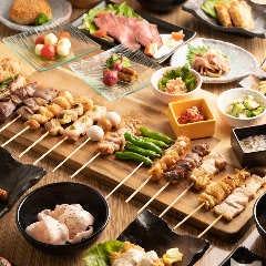 国産焼鳥 食べ放題 壱羽(いっぱ)
