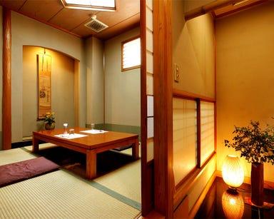 日本料理 若狭  店内の画像