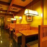 テーブル席【4名様×4】