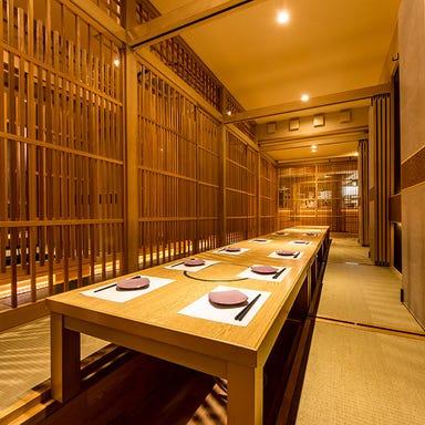 完全個室 有明 京橋店  こだわりの画像