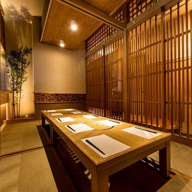 完全個室 有明 京橋店  店内の画像
