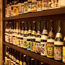 泡盛・古酒の多彩な品揃え