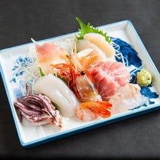 函館の採れたて海鮮を楽しむ