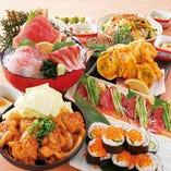 ご予約は当店自慢の宴会コースを。シーンに応じて選べる4コース
