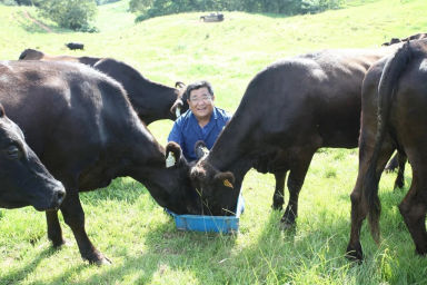 黒毛和牛焼肉ビーファーズ光明牧場  こだわりの画像