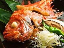 鮮魚を味わい尽くすコース3,000円~