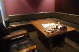 <プライベートからビジネスまで>最大8名様収容!人気のソファー席は完全個室