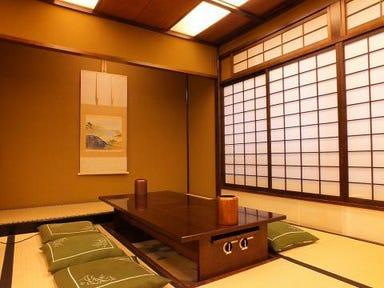 札幌かに家 京都店 店内の画像