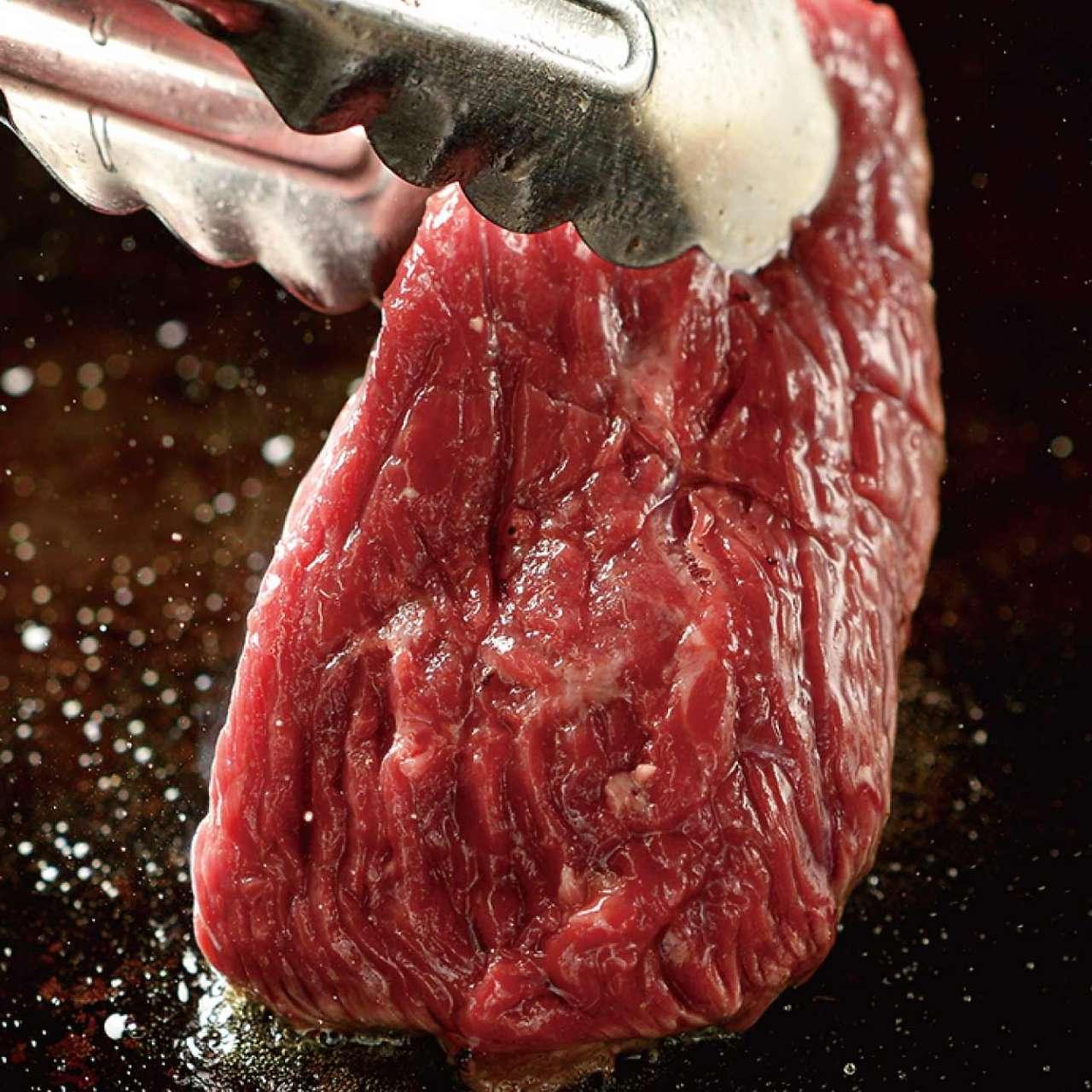 お肉が手軽に楽しめる!