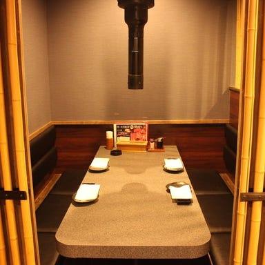 五反田 炭火焼肉 テナム  店内の画像