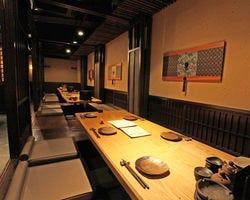 個室居酒屋 八吉 新橋店 店内の画像
