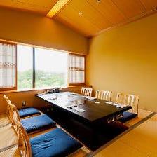 大阪城界隈に佇む上質な和空間