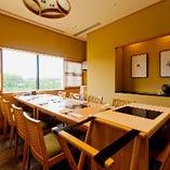 《心星》8名様まで/テーブル個室 会社宴会や接待、ハレの日のお食事にも最適