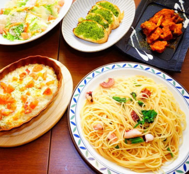 CAFE×DINING CAFE Luce(カフェ ルーチェ) コースの画像
