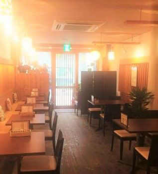 CAFE×DINING CAFE Luce(カフェ ルーチェ) 店内の画像