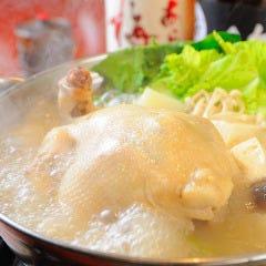 特製タッカンマリ鍋(白)------------------------◆