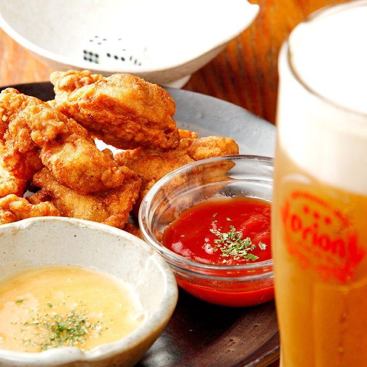 ◆沖縄名物料理をたっぷり堪能