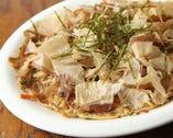 ヒラヤーチ 沖縄のお好み焼き