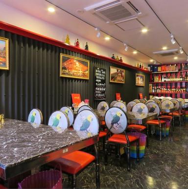 中華料理 上海花園  店内の画像