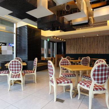 SUZU CAFE ‐grand tower‐ 店内の画像