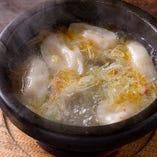 炊き餃子《うまみ塩》