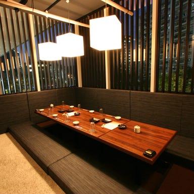 全席個室 楽蔵‐RAKUZO‐ 大崎センタービル店 店内の画像