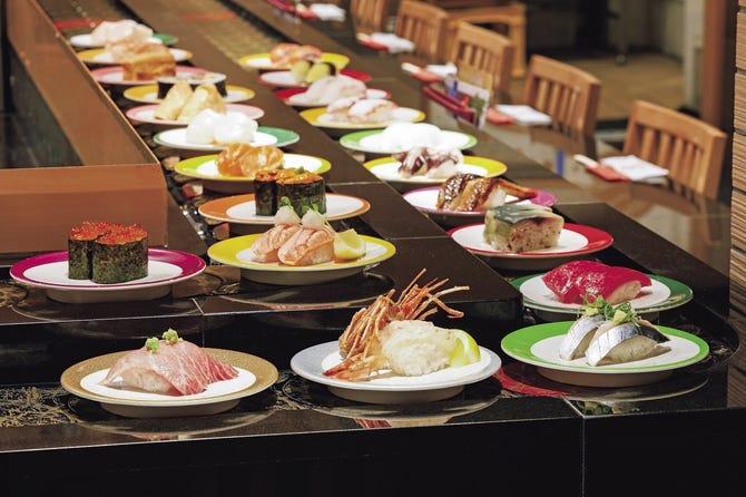 回転 寿司 コロナ 対策