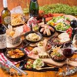 ワインと共に楽しみたいカジュアル洋食