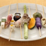 野菜の串カツ【厳選素材】