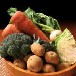 旬の野菜や新鮮な魚介の詰まった料理をご堪能ください。