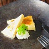 人気デザート 自家製カタラーナ